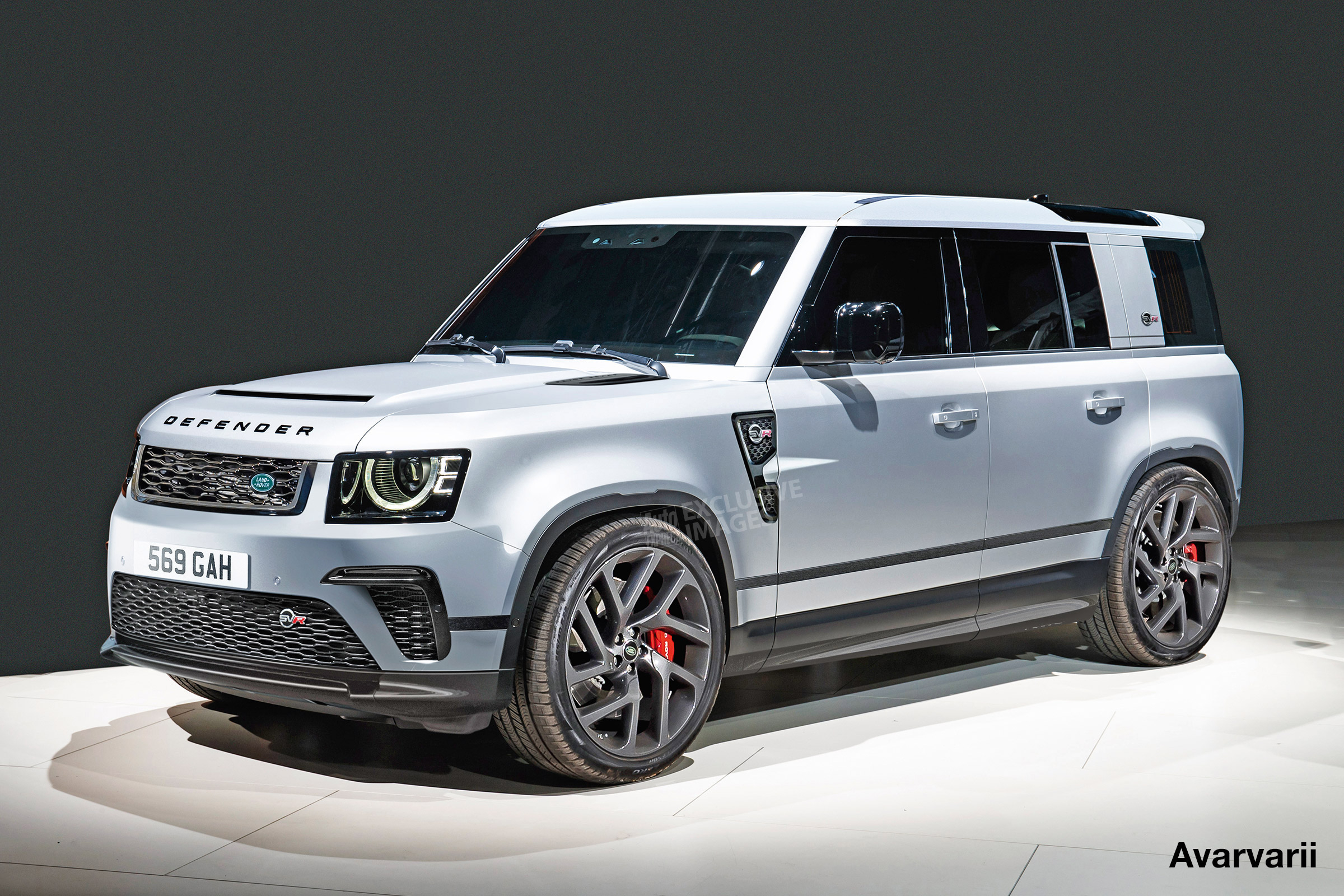 New 2021 Land Rover Defender Svr Engine, Towing Capacity ...